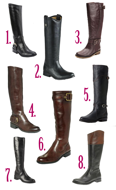 Timeless Wardrobe Essentials – Riding Boots | All Put Together