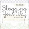 Blogging Your Way Badge