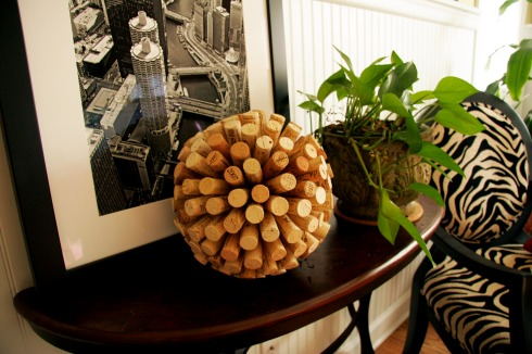 Decorative Cork Ball