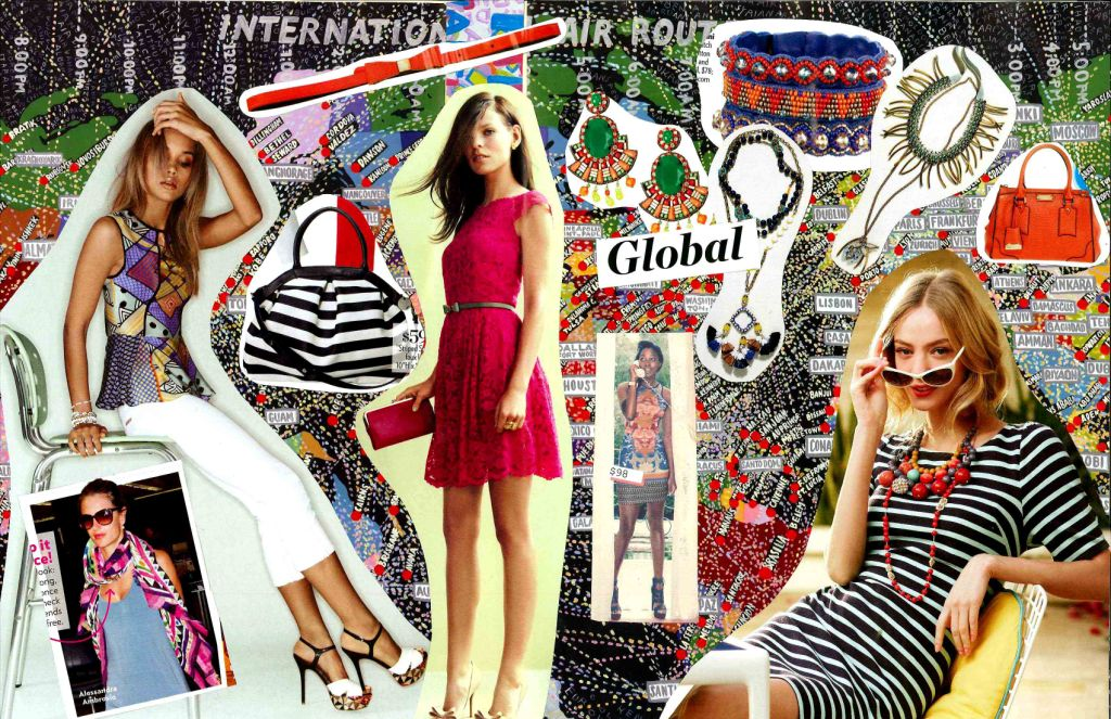 Fashion Moodboard All Put Together