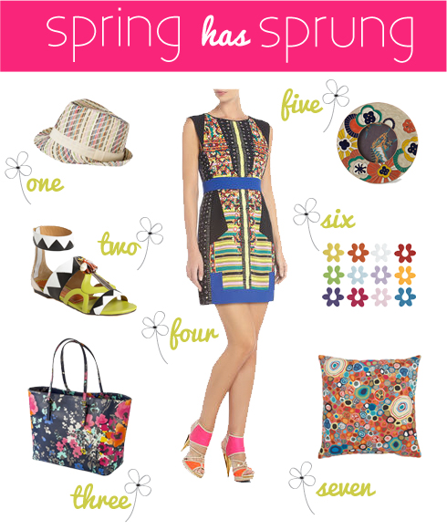 Bits & Pieces - Spring Edition