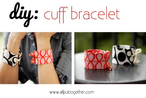 DIY Cuff Bracelet