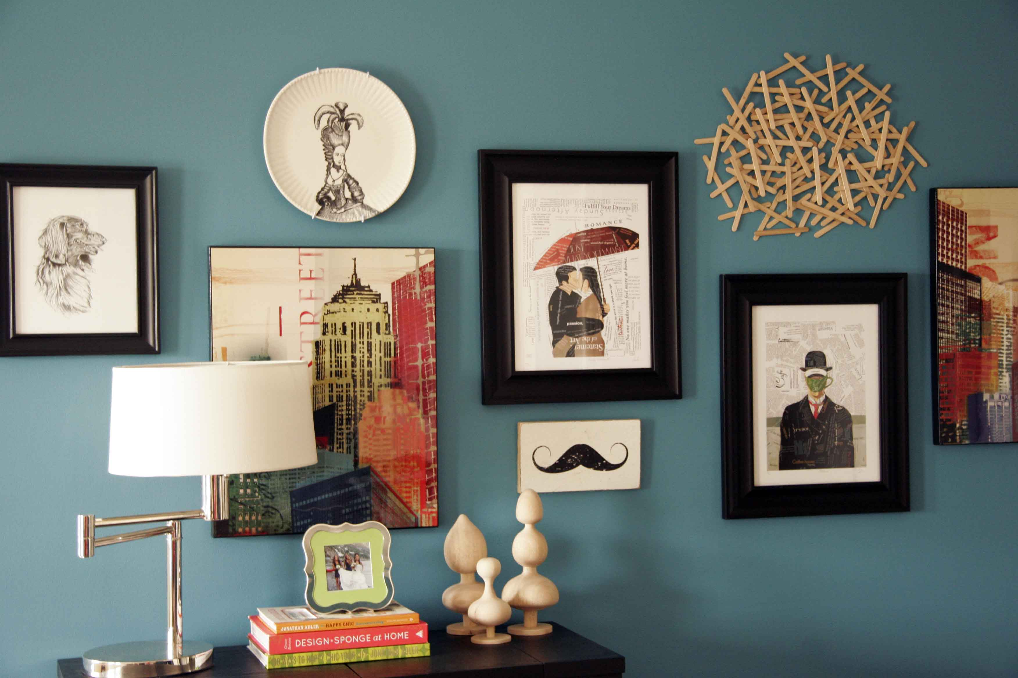 Creating A Gallery Wall Where To Buy Affordable Art