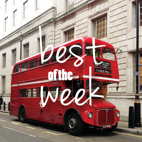 best-of-the-week-vintage-London-bus